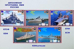 Военно-морские силы России