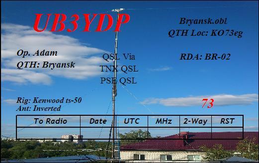 UB3YDP