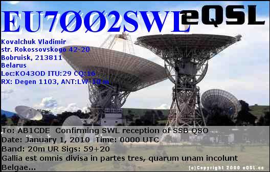 EU7002SWL
