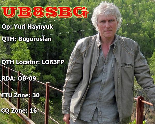 UB8SBG