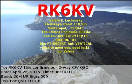 RK6KV