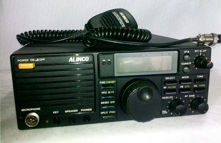 Alinco DX-77
