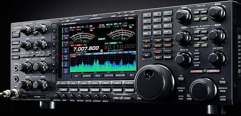 ICOM IC-7800