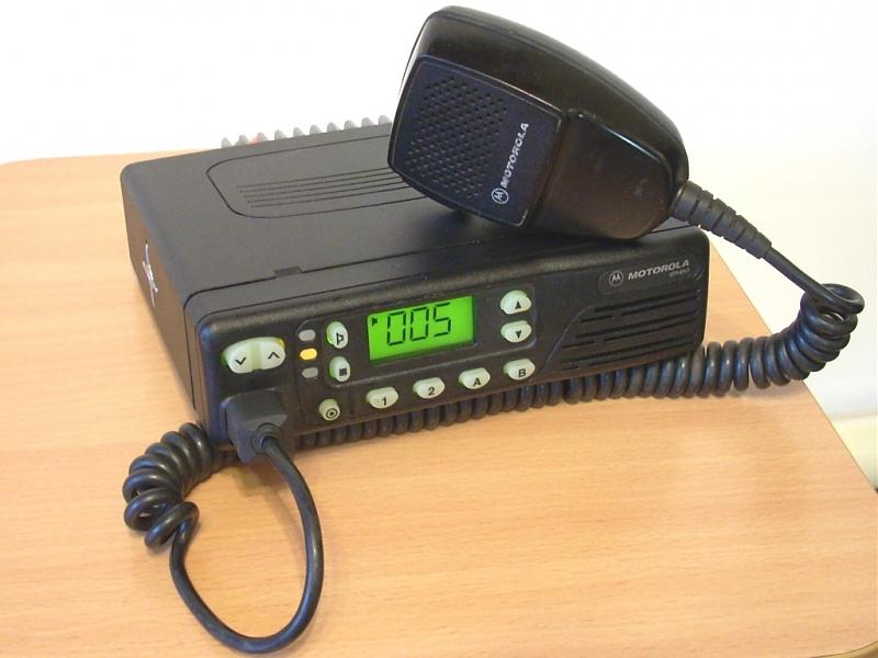 Motorola GM-350