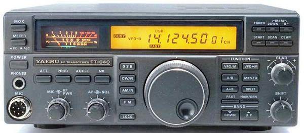 Yaesu FT-840