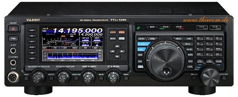 Yaesu FT DX-1200