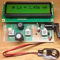 R/L/C/ESR-Meter для измерения малых сопротивлений, индуктивностей, емкостей и ESR конденсаторов