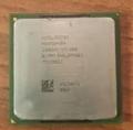 Процессор CPU Intel Pentium 4 3.0E GHz/1core/ 1Mb