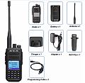 Цифро-аналоговая радиостанция RETEVIS RT3S DMR