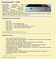 MFJ-1270C TNC-2 Controller
