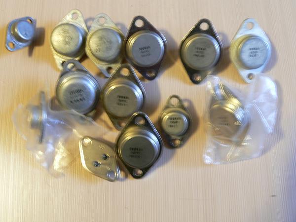 Продам Транзисторы зарубежные мощные