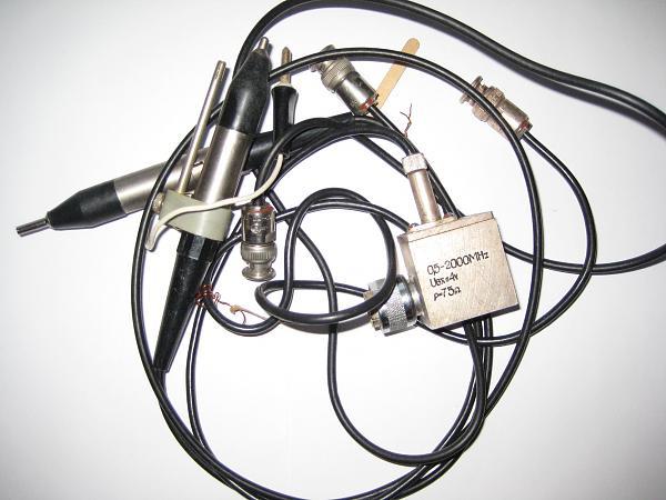 Продам Детекторные головки измерителя АЧХ Х1-50