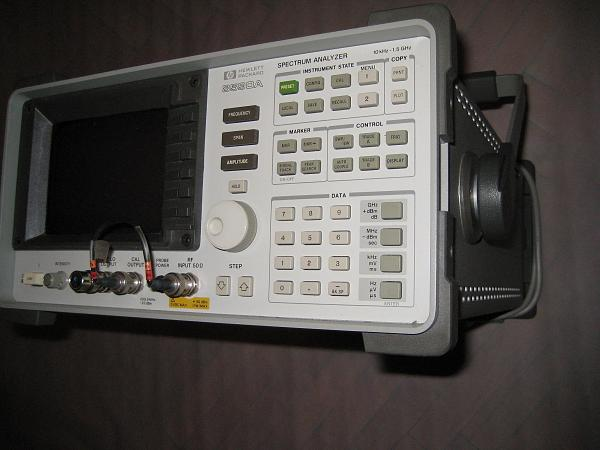 Продам Анализатор спектра Hewlett Packard 8590А