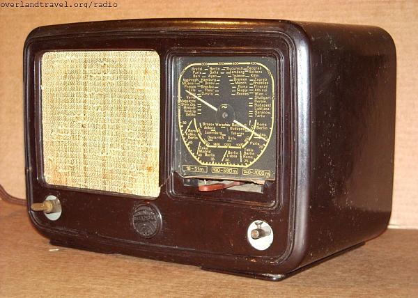 Продам Радиоприемник Hornyphon Super Piccolo 1038L