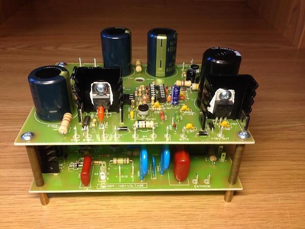 Продам Стабилизаторы напряжений, защит и автоматики усилителей на ТЕТРОДАХ по схемам G3SEK