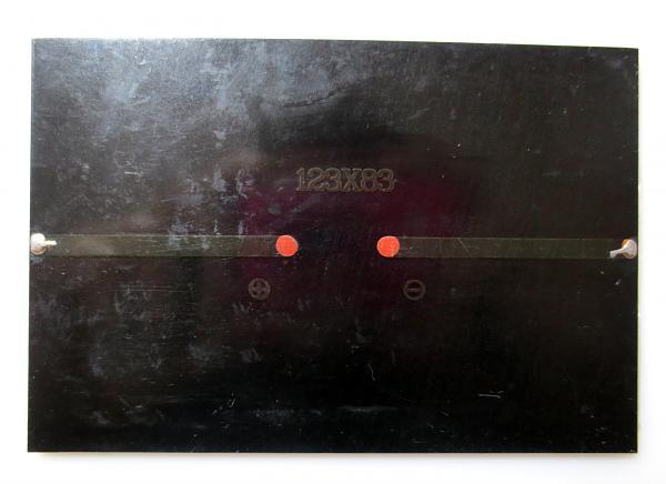 Продам Солнечная панель 3,5 W/ 18 V