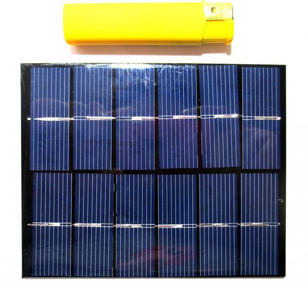 Продам Солнечный модуль 3,5 W/ 18 V