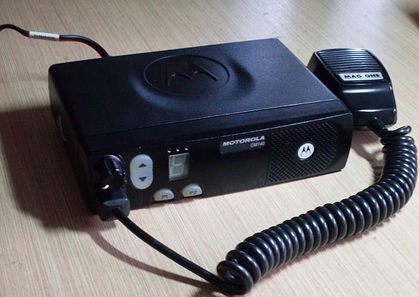 Продам Motorola CM-140