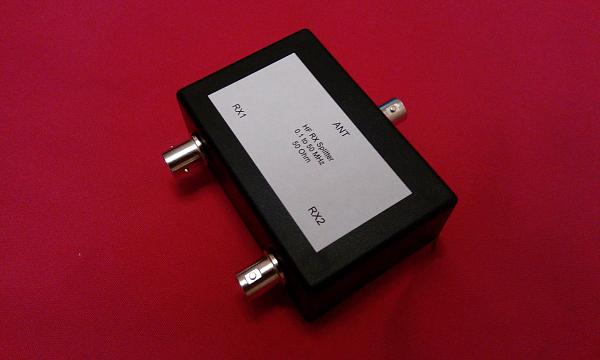 Продам RX сплиттер для приемных антенн