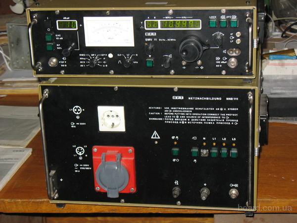 Продам селективный микровольтметр SMV-11