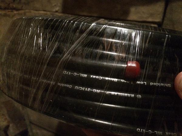 Продам Radiolab RG-213 Коаксиальный кабель