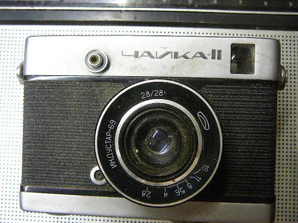Продам фотоаппарат чайка 2