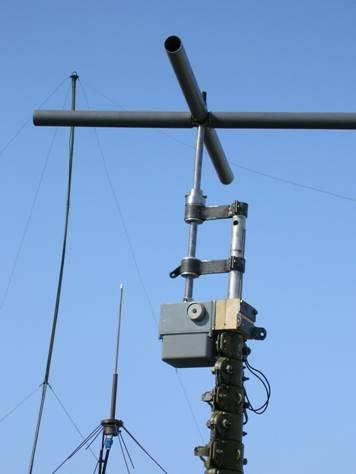 Продам поворотное устройство для КВ УКВ антенн