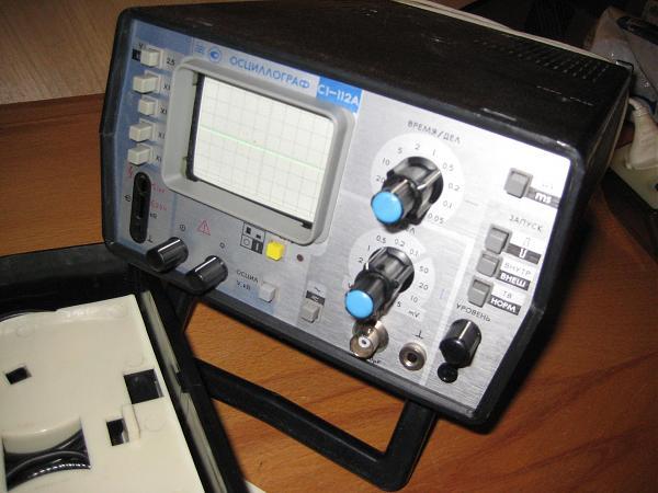 Продам Осциллограф С1-112а, новый