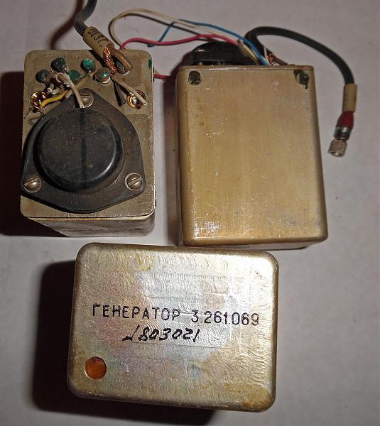 Продам Генератор опорный 5 МГц от БВЧ Я4С-55
