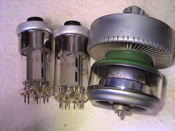 Продам Лампы ГУ-34Б, ГС-34, 6П36С и другие