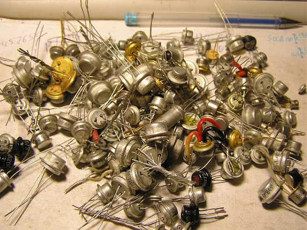 Продам транзисторы разные