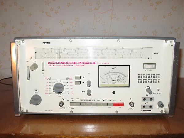 Продам Селективный микровольтметр INCO WMS-4