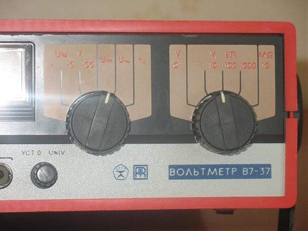 Продам Вольтметр В7-37