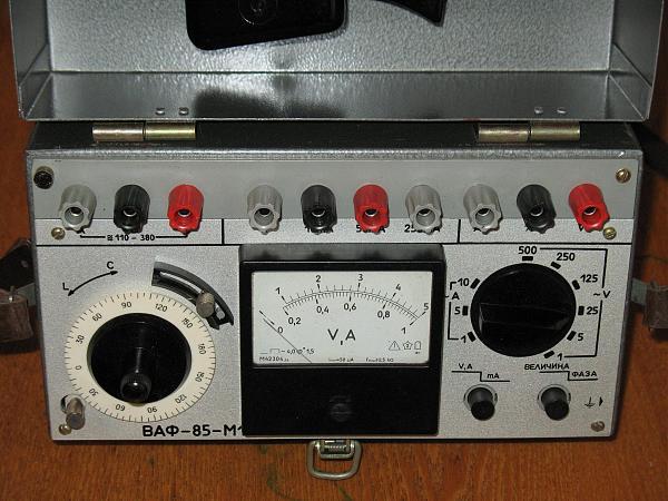 Продам Вольтамперфазометр ВАФ-85-М1