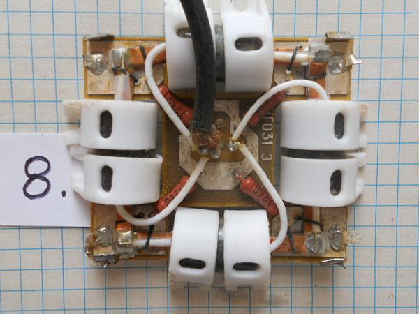 Продам Делители-сумматоры от 1 до 30мГц, направл.ответв