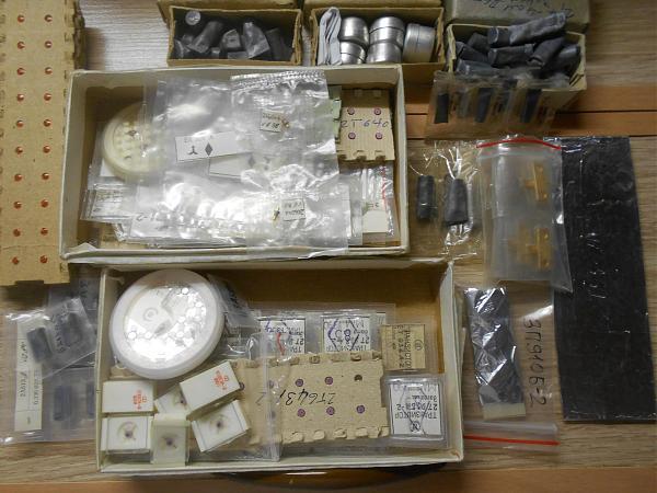 Продам Транзисторы, диоды СВЧ
