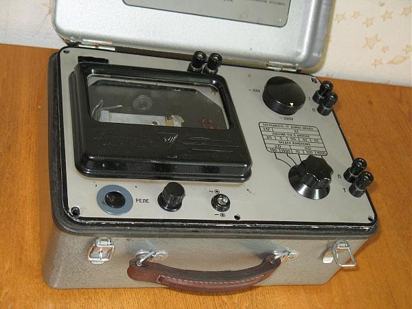 Продам Чемодан микроомметра М246