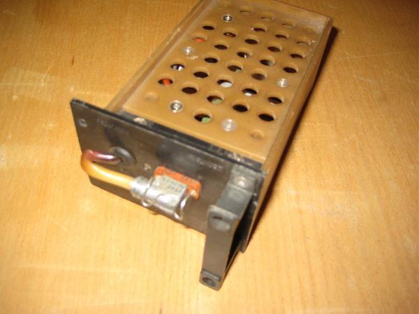Продам Вставной блок питания 12 вольт осциллографа С1-101