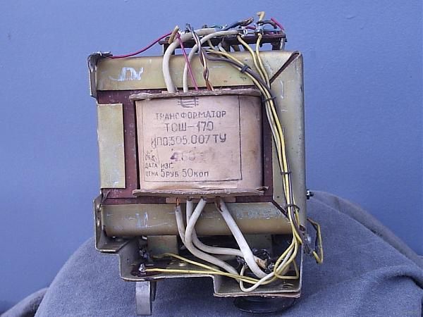 Продам трансформатор для лампового усилителя- тсш- 170