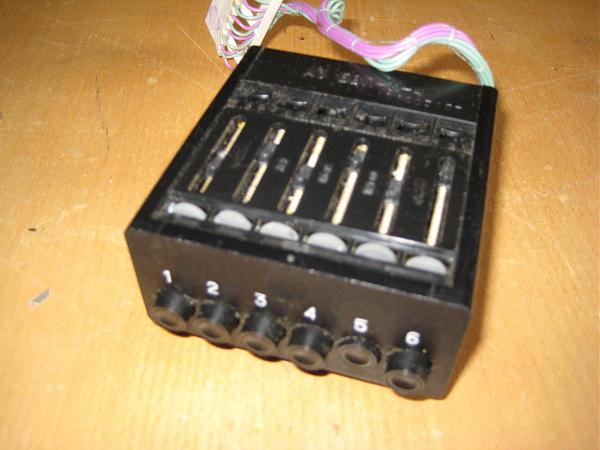 Продам блок выбора программ телевизора Электроника Ц427