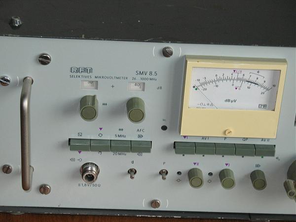 Продам Вольтметр SMV8.5 RFT