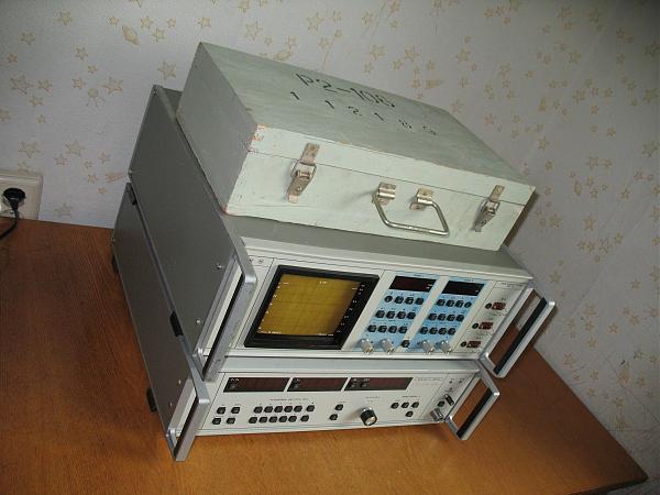 Продам Измеритель КСВН панорамный Р2-106