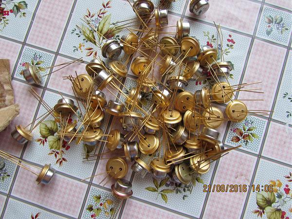 Продам Транзистор КТ602 а.б