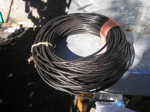 Продам ВЧ-кабель рк75- и RG-6U