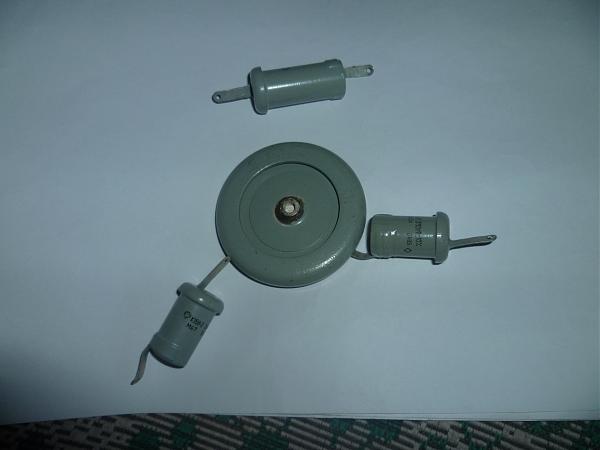Продам вч конденсатор к15у1 1000пф 4кв 30квар для ум