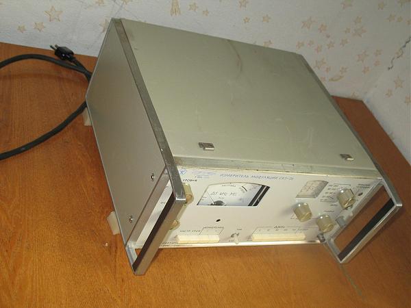 Продам Измеритель модуляции СК3-26
