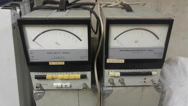 Продам Милливольтметры Ф5053 и Ф5263