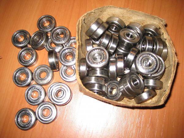 Продам Подшипники СССР 629Z в упаковке