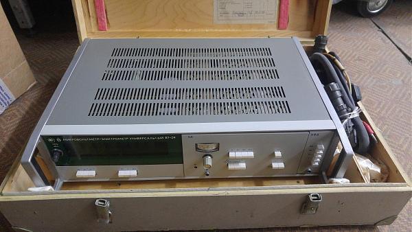 Продам В7-29 микровольтметр