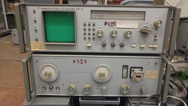 Продам Р2-67 измеритель КСВН